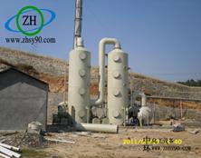 河南桐柏氮氧化物废气吸收装置案例分析。