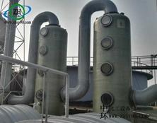 浙江杭州污水池恶臭废气处理装置案例分析。