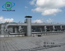 浙江杭州涂料生产排放废气处理装置案例分析