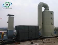 浙江绍兴有机废气处理装置案例分析。