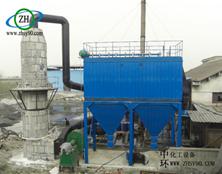 浙江江山锅炉除尘脱硫处理装置案例分析。