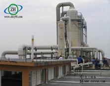 浙江杭州盐酸酸雾处理装置的案例分析。