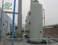 浙江杭州低浓度氯气处理装置案例分析。