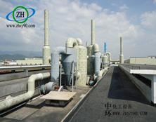 广西贺州含氟矿物氟化物废气处理装置案例分析。