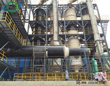 湖北黄石高浓度脱硫废气处理装置案例分析。