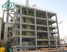 甘肃金昌高浓度氯气处理装置案例分析。