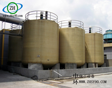 湖南洪江玻璃钢反应罐的案例分析。