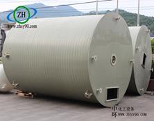 上海水处理化学反应罐的案例分析。