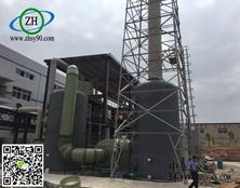 江西含氟废气处理设备的案例分析。
