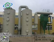 福建含氟废气处理设备的案例分析。