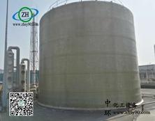 浙江的玻璃钢储罐的案例分析。