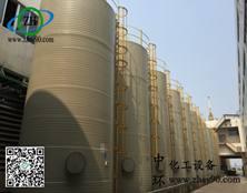 关于PPH挤出缠绕储罐适用行业与盛放溶液问题的探析