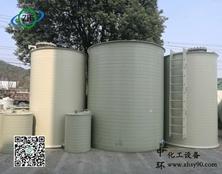 江苏的化工塑料储罐案例分析。