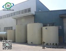 上海的pph缠绕储罐案例分析。