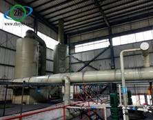 【案例分享】氟化氢、氯化氢废气处理装置的使用情况