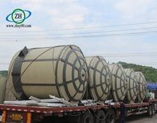 【案例分析】中环PPH反应槽在新材料行业中使用情况