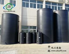 【案例分析】中环HDPE储罐在新能源行业中使用情况