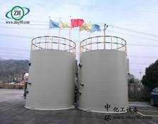 【工程案例】杭州中环PPH正负极储罐在储能行业中的应用
