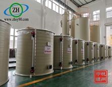 【工程案例】杭州中环PPH设备在冶炼行业中的应用