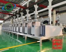 【工程案例】杭州中环PVC萃取设备在冶炼行业中的应用