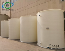 【工程案例】杭州中环PPH储罐在新能源行业中的应用