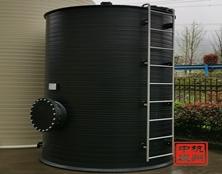 【工程案例】杭州中环HDPE次氯酸钠储罐在医药行业中的应用