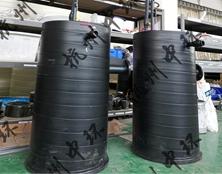 【工程案例】杭州中环改性PPH储罐在新能源行业中的应用