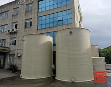 【工程案例】杭州中环大型PPH储罐在化工行业中的应用