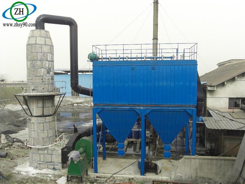 二氧化硫废气处理设备