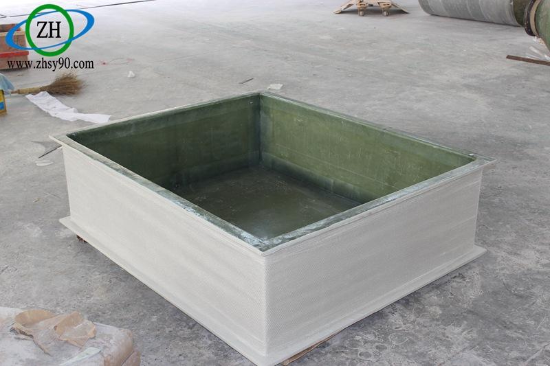 玻璃钢方形储罐