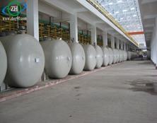 卧式塑料(PPH)储罐